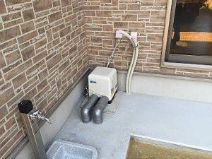 井戸用のポンプ